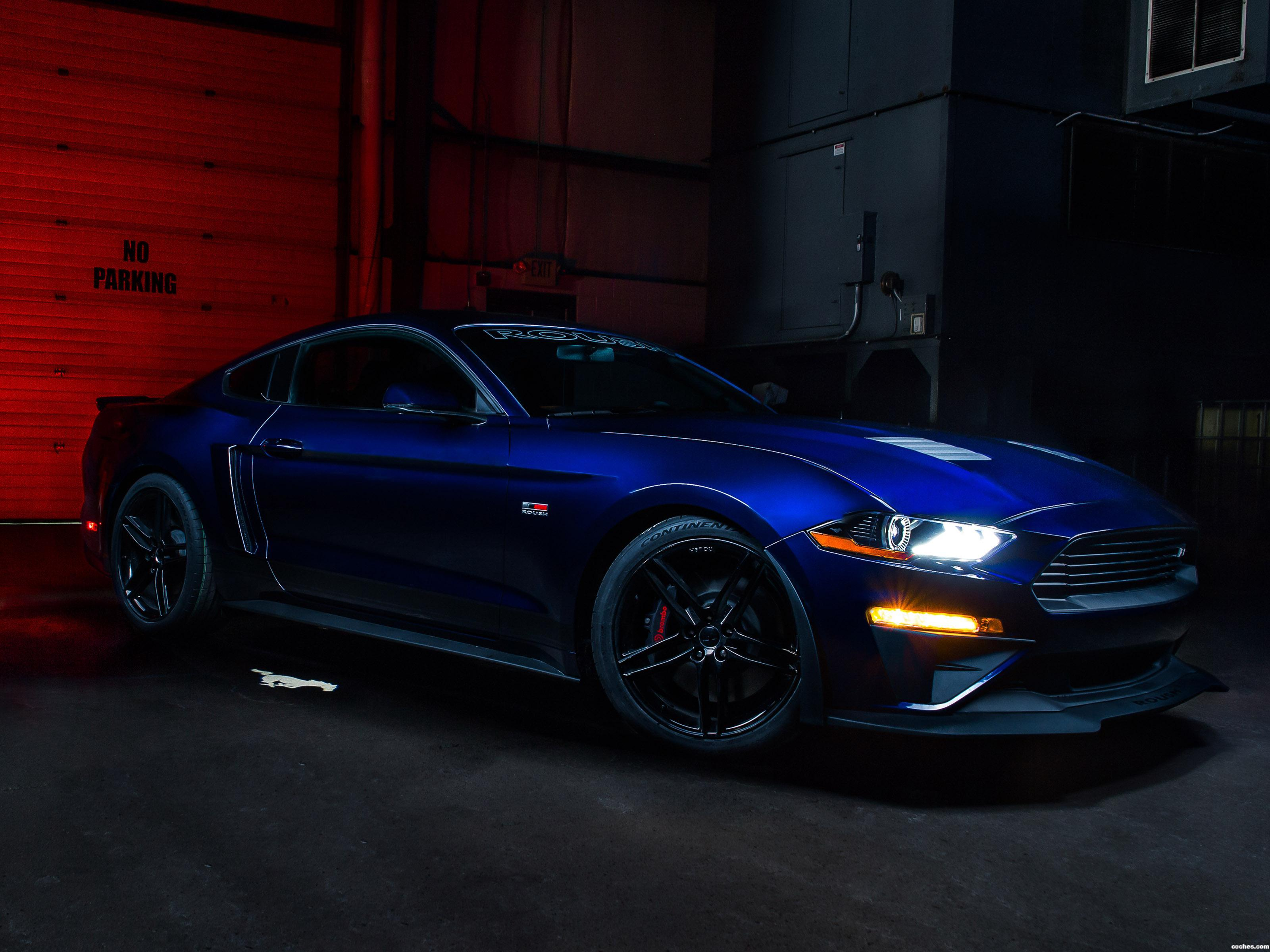 Foto 1 de Ford Mustang RS2 by Roush 2018