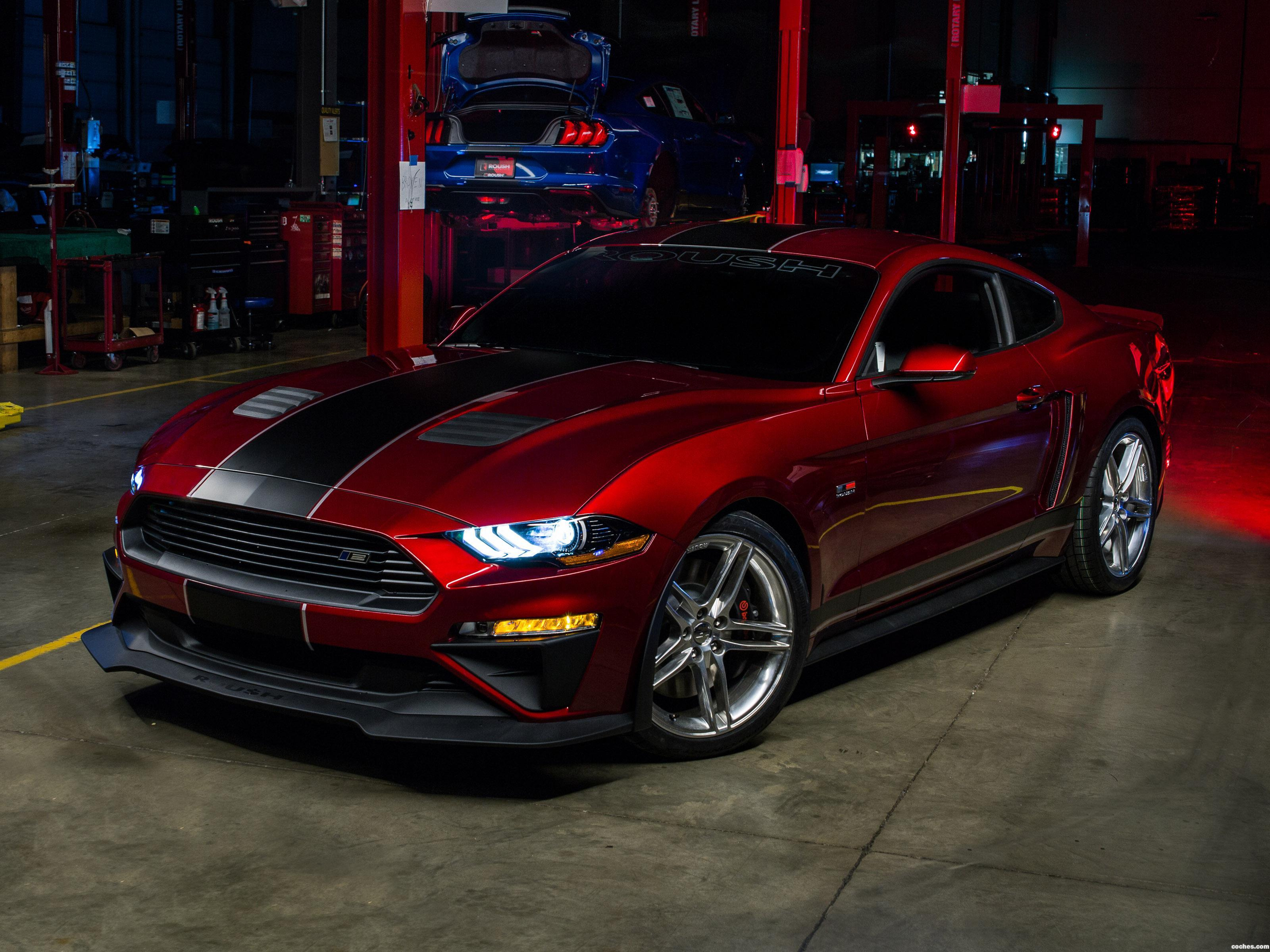 Foto 0 de Ford Mustang RS2 by Roush 2018
