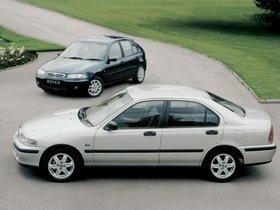Ver foto 2 de Rover 200 1995