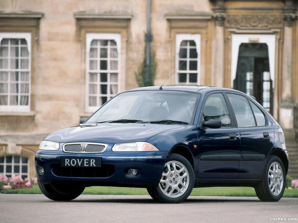 Foto 0 de Rover 200 1995