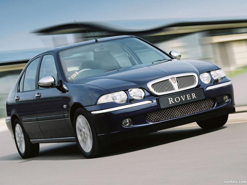 Foto 0 de Rover 45 1999