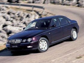 Ver foto 3 de Rover 75 1998