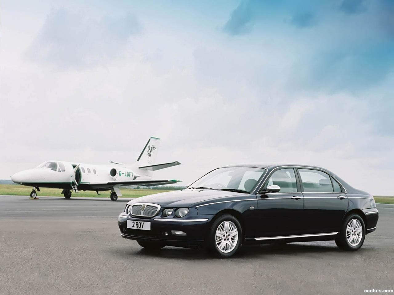 Foto 0 de Rover 75 1998