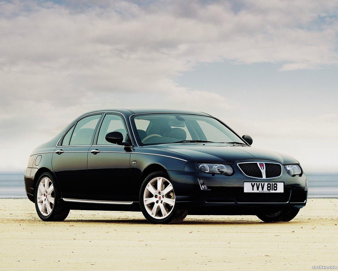 Foto 0 de Rover 75 2004