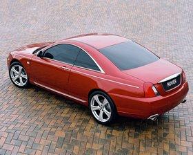 Ver foto 7 de Rover 75 Coupe Concept 2004