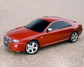 Ver foto 6 de Rover 75 Coupe Concept 2004