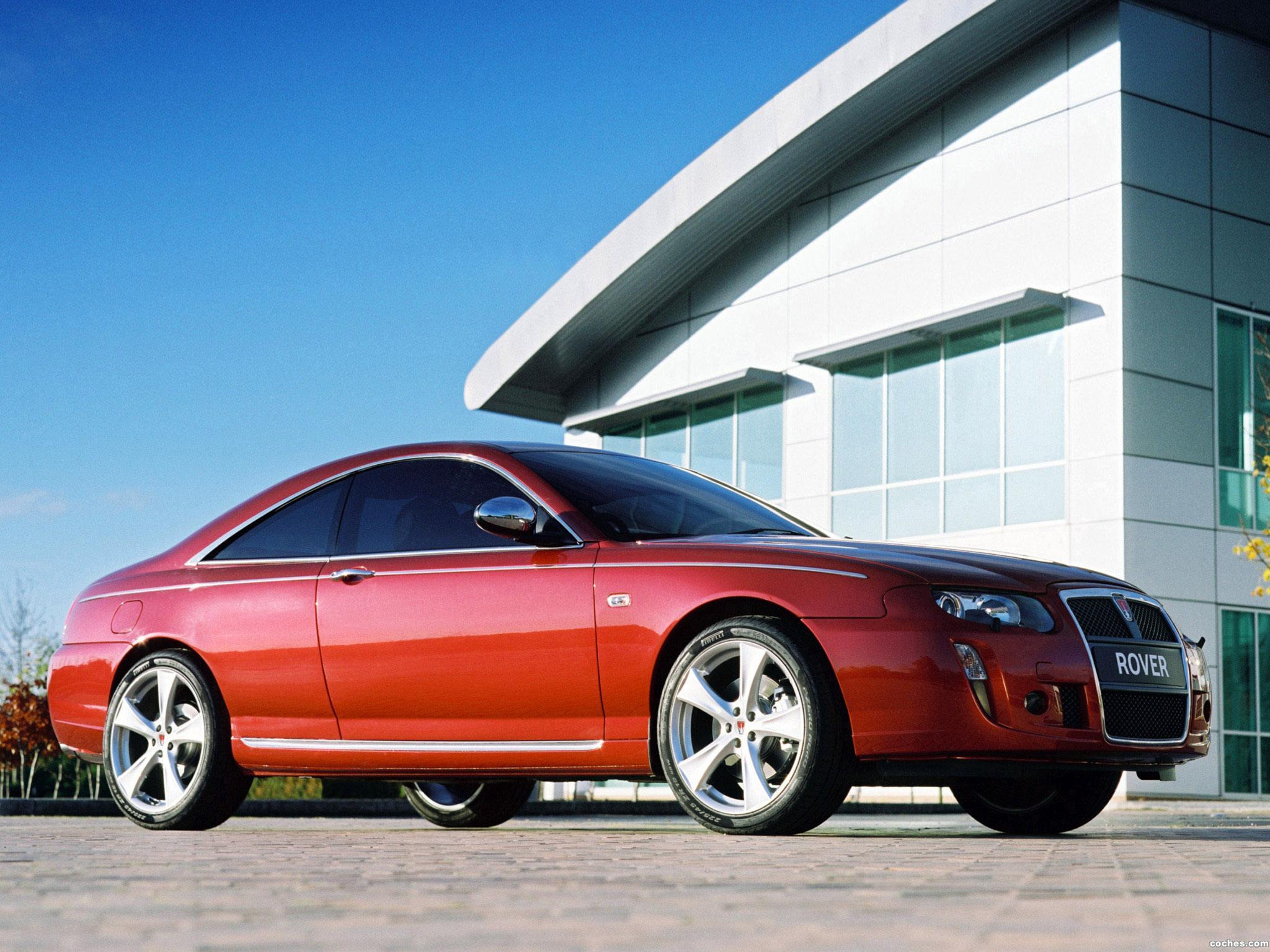 Foto 0 de Rover 75 Coupe Concept 2004