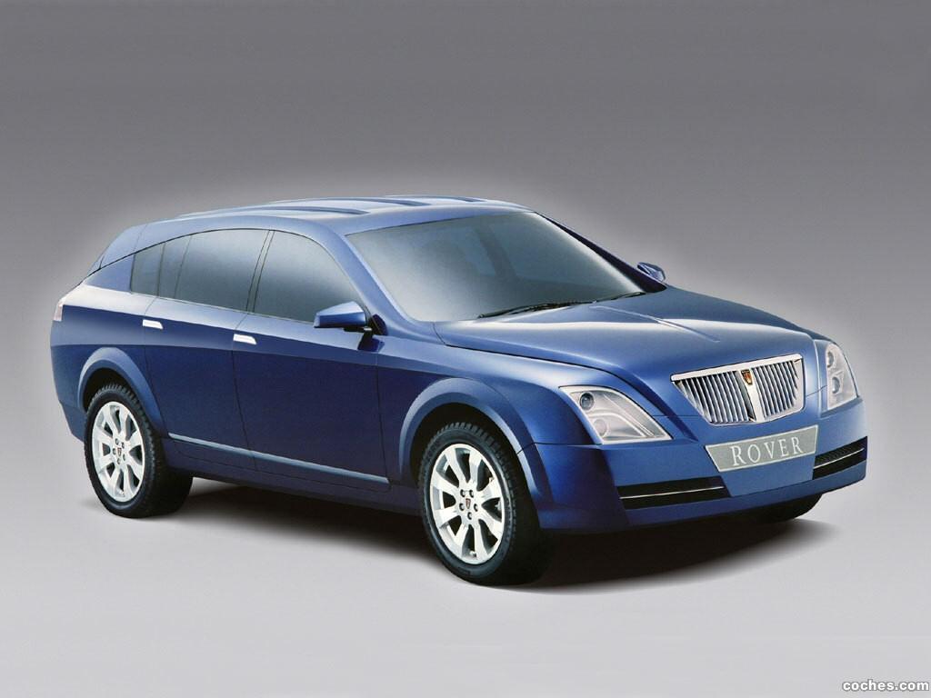 Foto 0 de Rover TCV Concept 2002