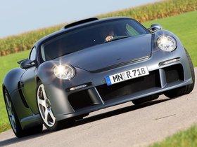 Ver foto 4 de Porsche Ruf 911 CTR3 2007