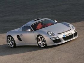 Ver foto 12 de Porsche Ruf 911 CTR3 2007