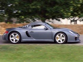 Ver foto 8 de Porsche Ruf 911 CTR3 2007