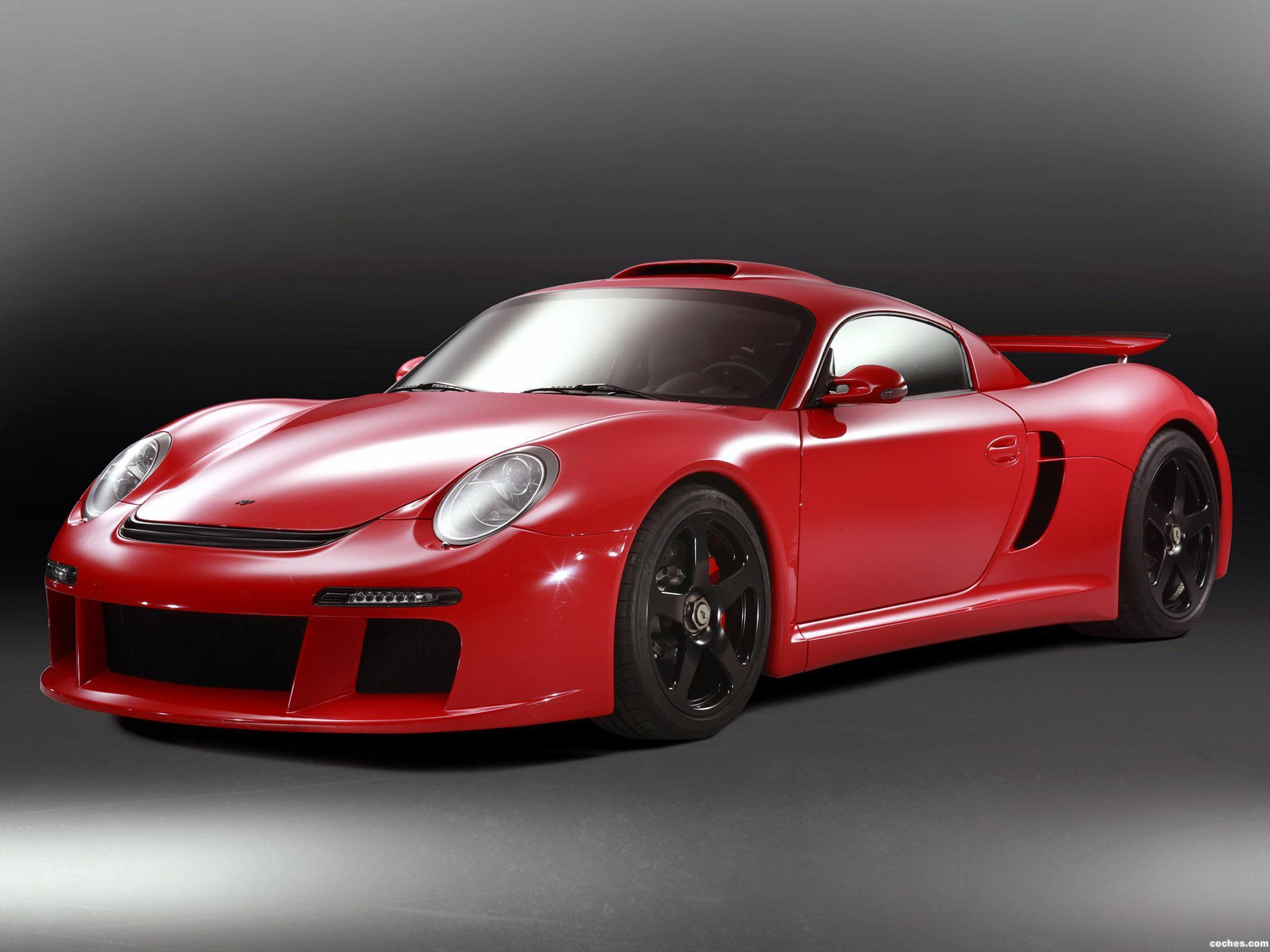 Foto 0 de Porsche Ruf 911 CTR3 2007