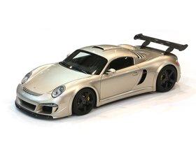 Ver foto 1 de Ruf Porsche 911 CTR3 Clubsport 2013