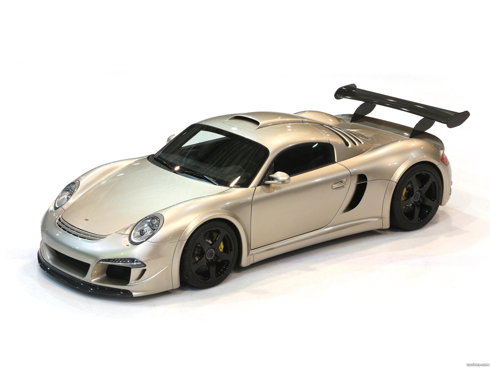 Foto 0 de Ruf Porsche 911 CTR3 Clubsport 2013