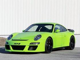 Ver foto 1 de Ruf Porsche 911 RGT-8 Prototype 2010