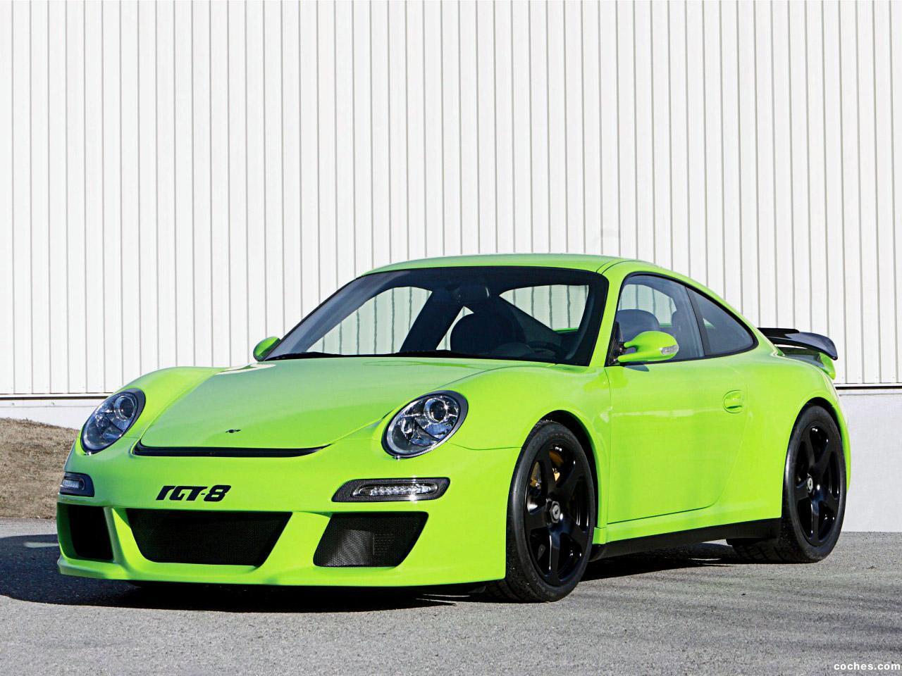 Foto 0 de Ruf Porsche 911 RGT-8 Prototype 2010