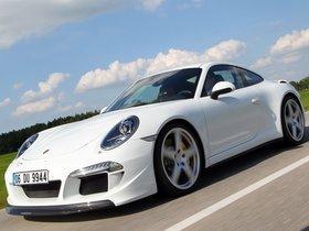 Ver foto 3 de Ruf Porsche 911 RT-35 Coupe 2013