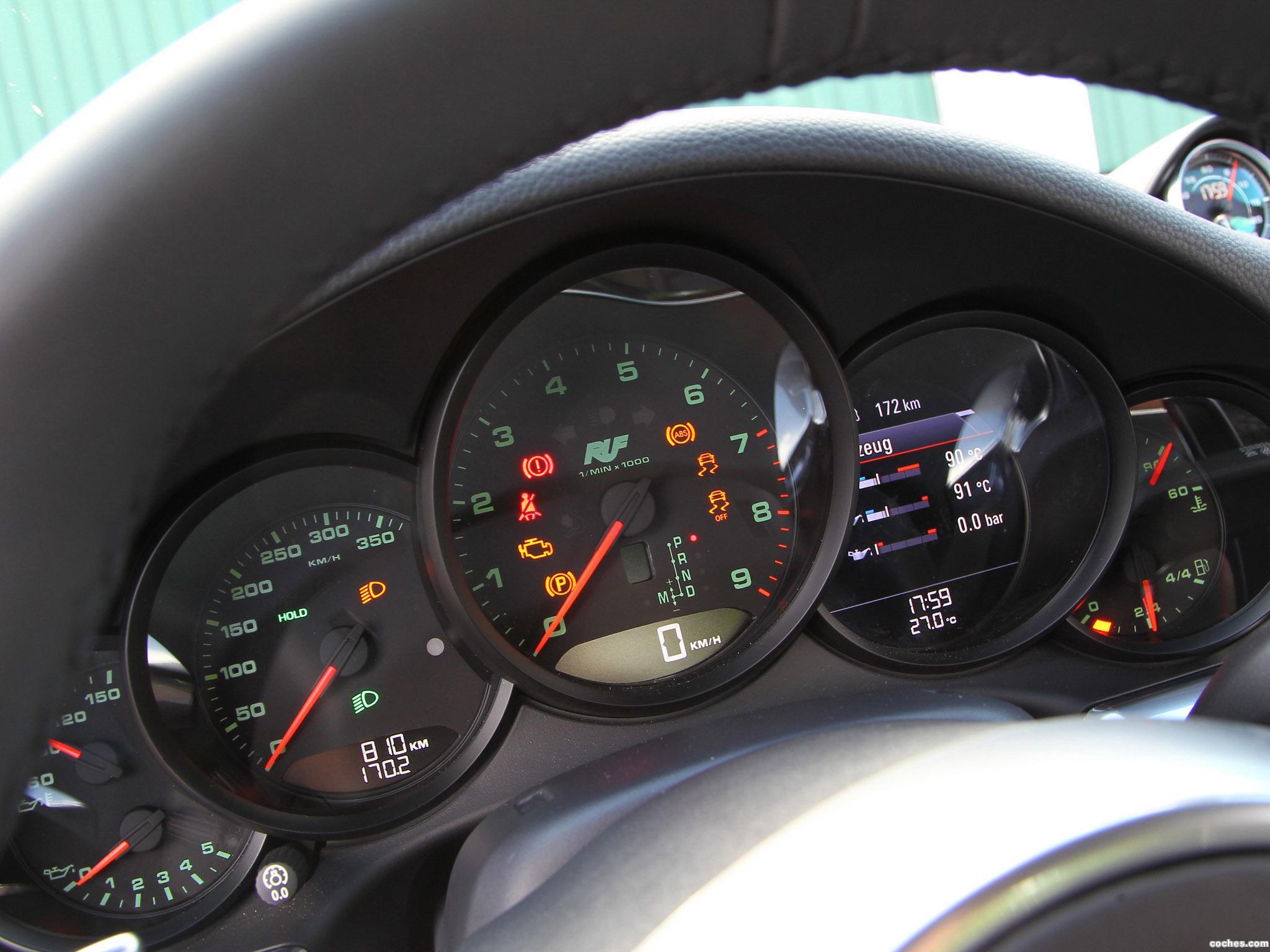 Foto 3 de Ruf Porsche 911 RT-35 Coupe 2013