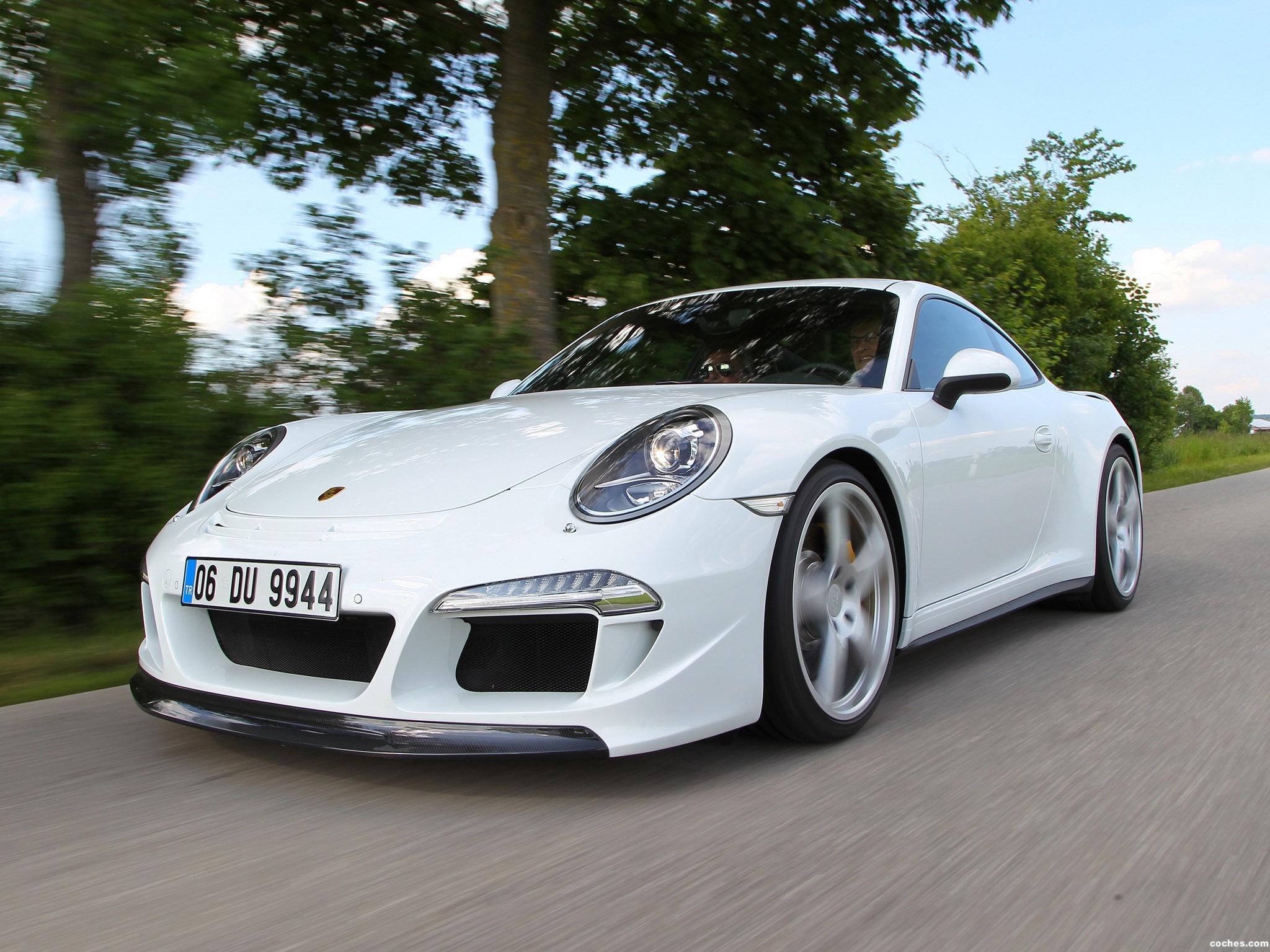 Foto 0 de Ruf Porsche 911 RT-35 Coupe 2013