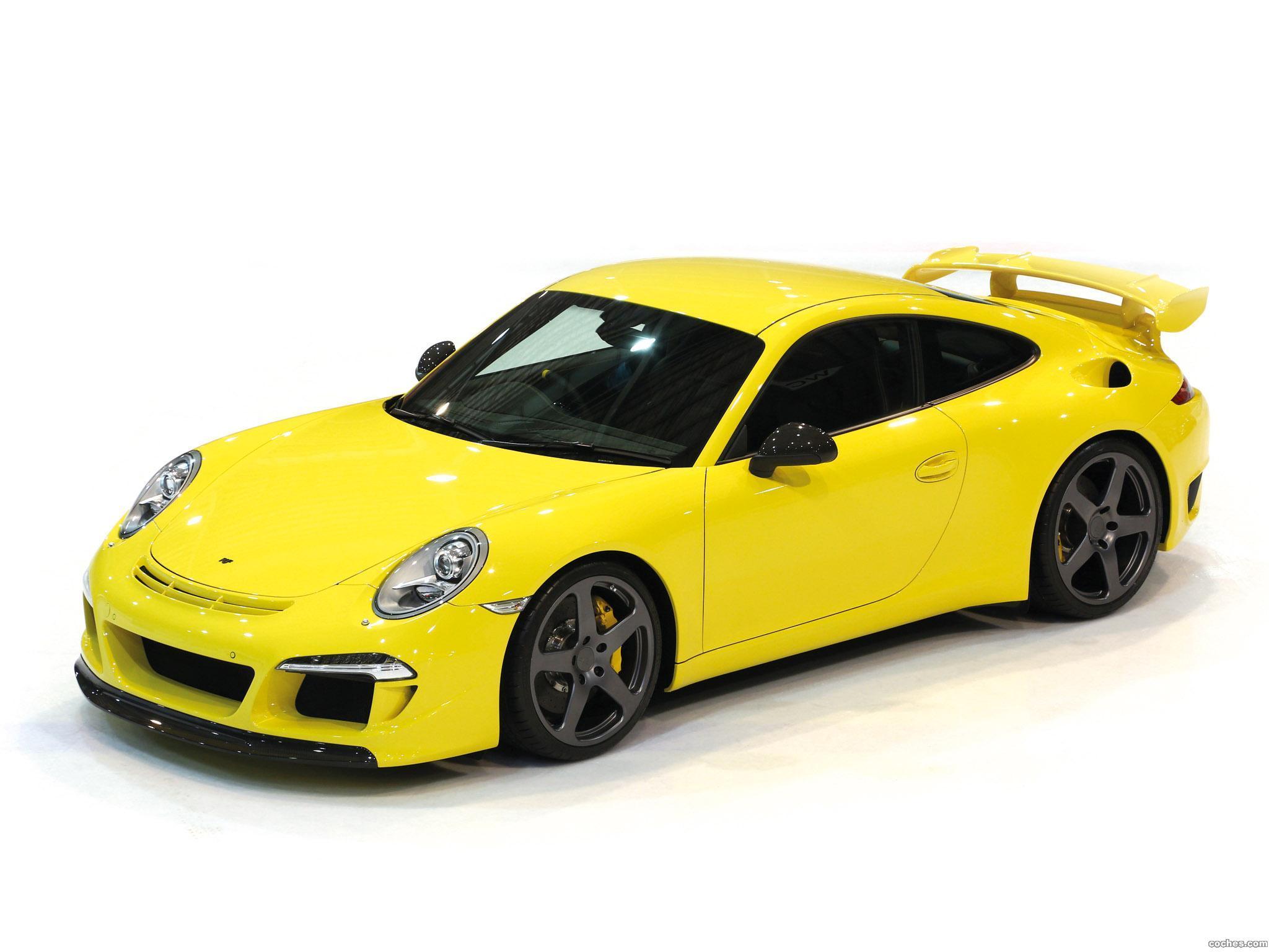 Foto 0 de Ruf Porsche 911 RT-35 S 2013