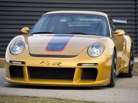Ver foto 8 de Ruf Porsche 911 RT12R 2011