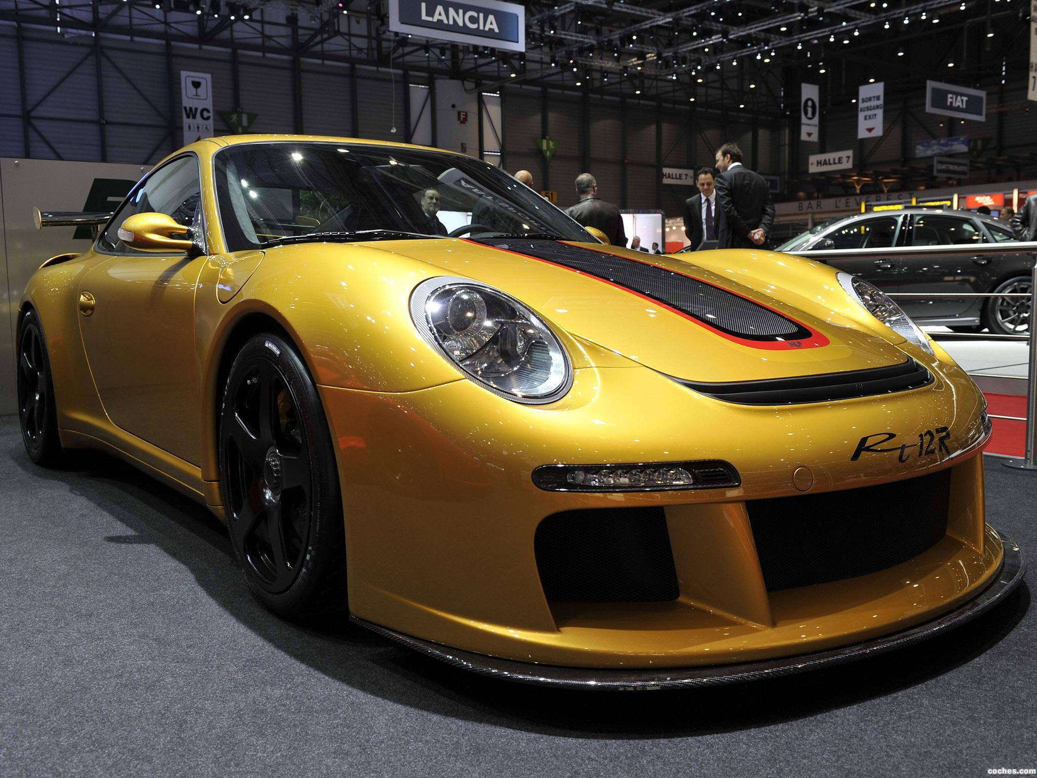 Foto 0 de Ruf Porsche 911 RT12R 2011