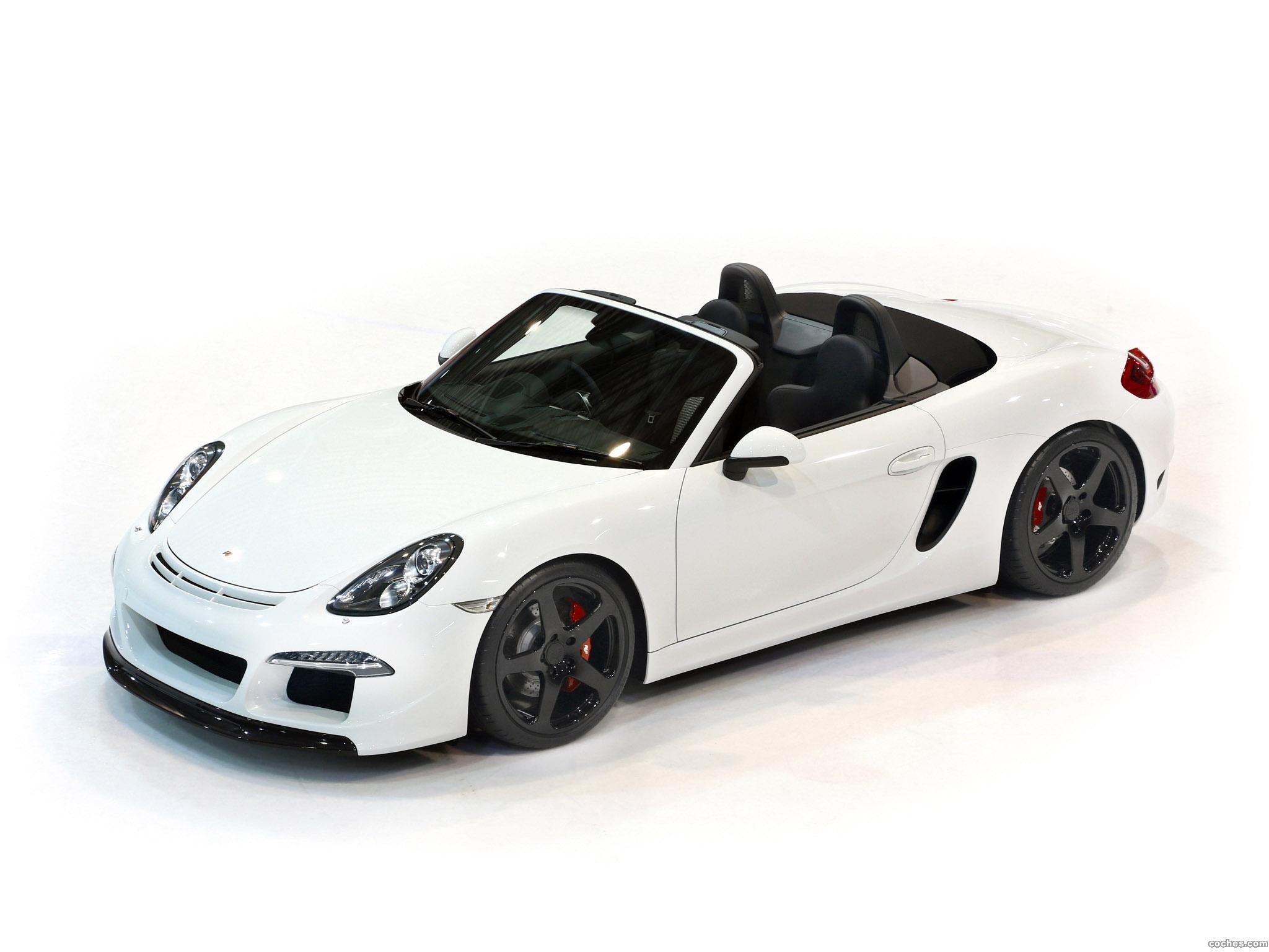 Foto 0 de Porsche Ruf Boxster 3800 S 2013
