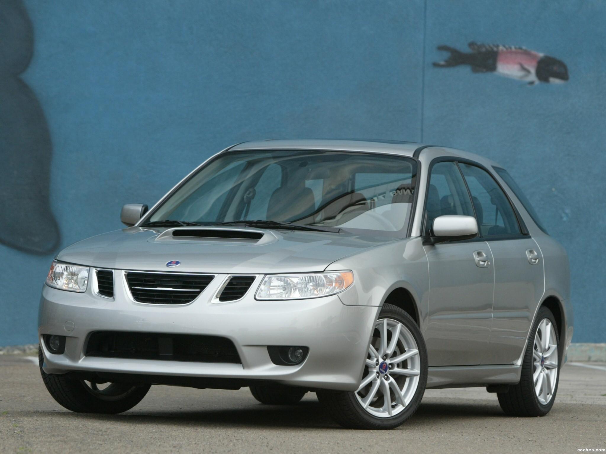Foto 9 de Saab 9-2 X 2005