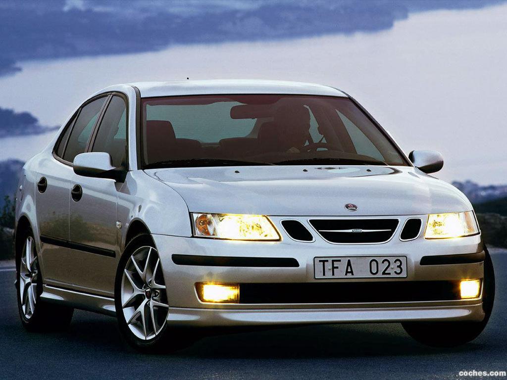 Foto 8 de Saab 9-3 2002