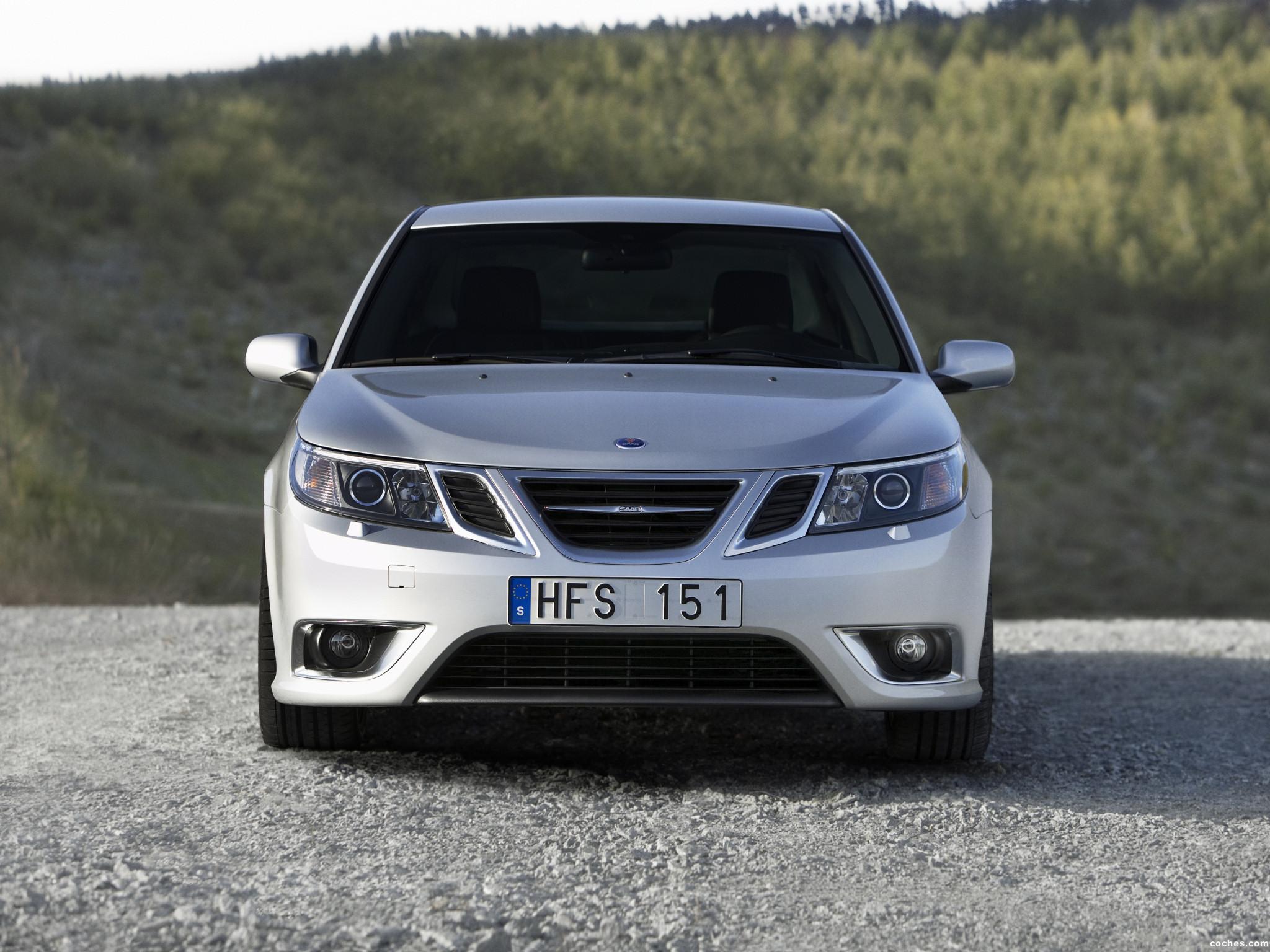 Foto 8 de Saab 9-3 2008
