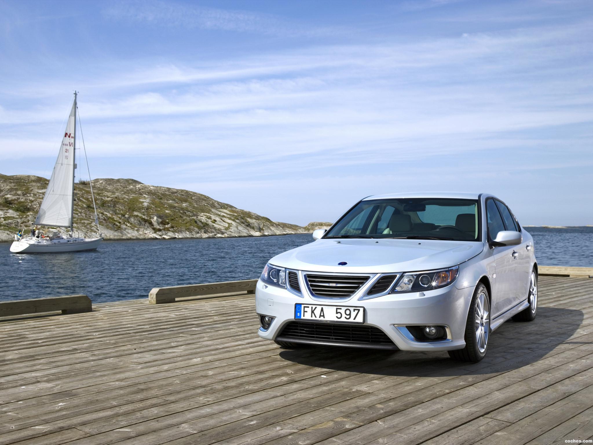 Foto 4 de Saab 9-3 2008