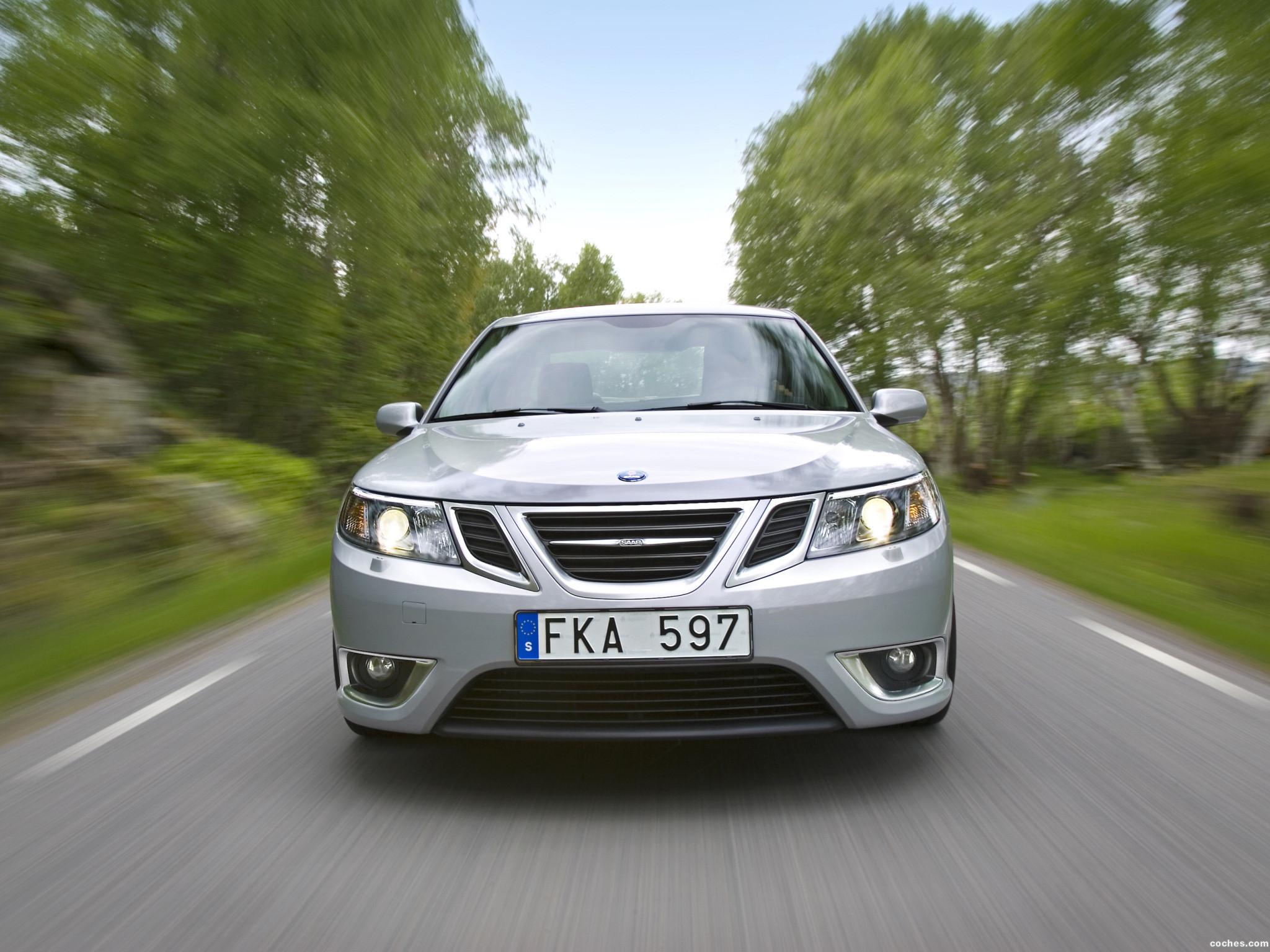 Foto 2 de Saab 9-3 2008