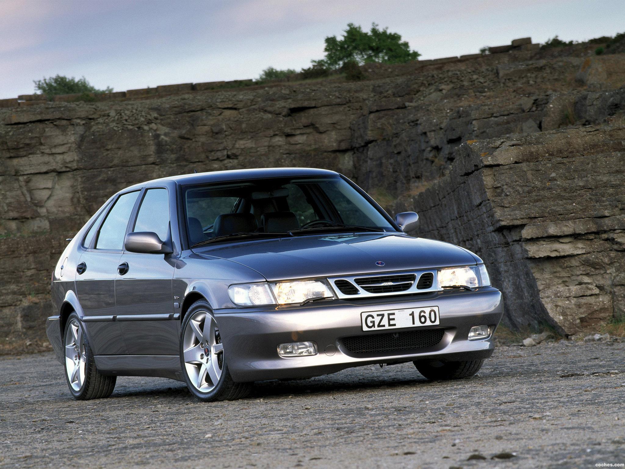 Foto 0 de Saab 9-3 Aero 1999