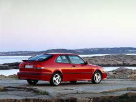 Ver foto 11 de Saab 9-3 Aero Coupe 1999