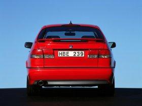 Ver foto 2 de Saab 9-3 Aero Coupe 1999