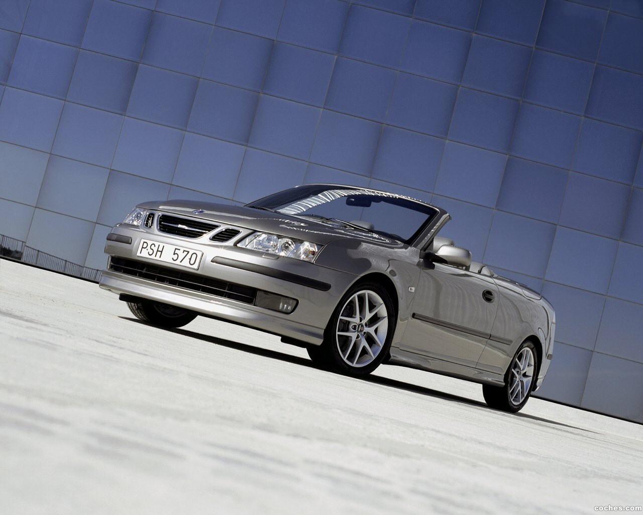 Foto 0 de Saab 9-3 Cabrio 2004