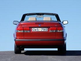 Ver foto 30 de Saab 9-3 Convertible 1998