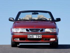 Ver foto 29 de Saab 9-3 Convertible 1998