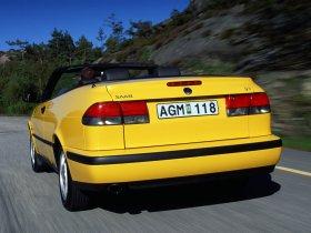 Ver foto 28 de Saab 9-3 Convertible 1998