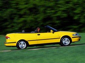 Ver foto 27 de Saab 9-3 Convertible 1998