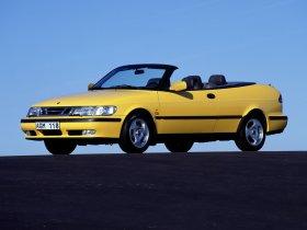 Ver foto 26 de Saab 9-3 Convertible 1998