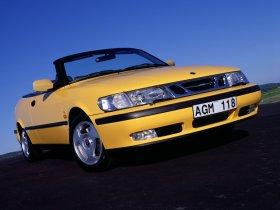 Ver foto 24 de Saab 9-3 Convertible 1998