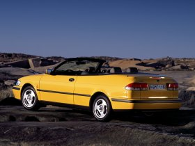 Ver foto 46 de Saab 9-3 Convertible 1998
