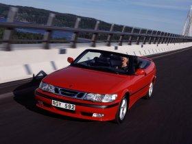 Ver foto 19 de Saab 9-3 Convertible 1998