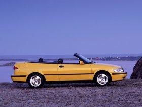 Ver foto 4 de Saab 9-3 Convertible 1998