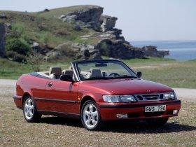 Ver foto 2 de Saab 9-3 Convertible 1998
