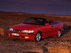 Fotos de Saab 9-3 Convertible 1998