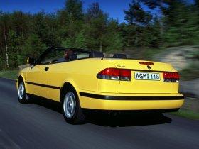 Ver foto 41 de Saab 9-3 Convertible 1998