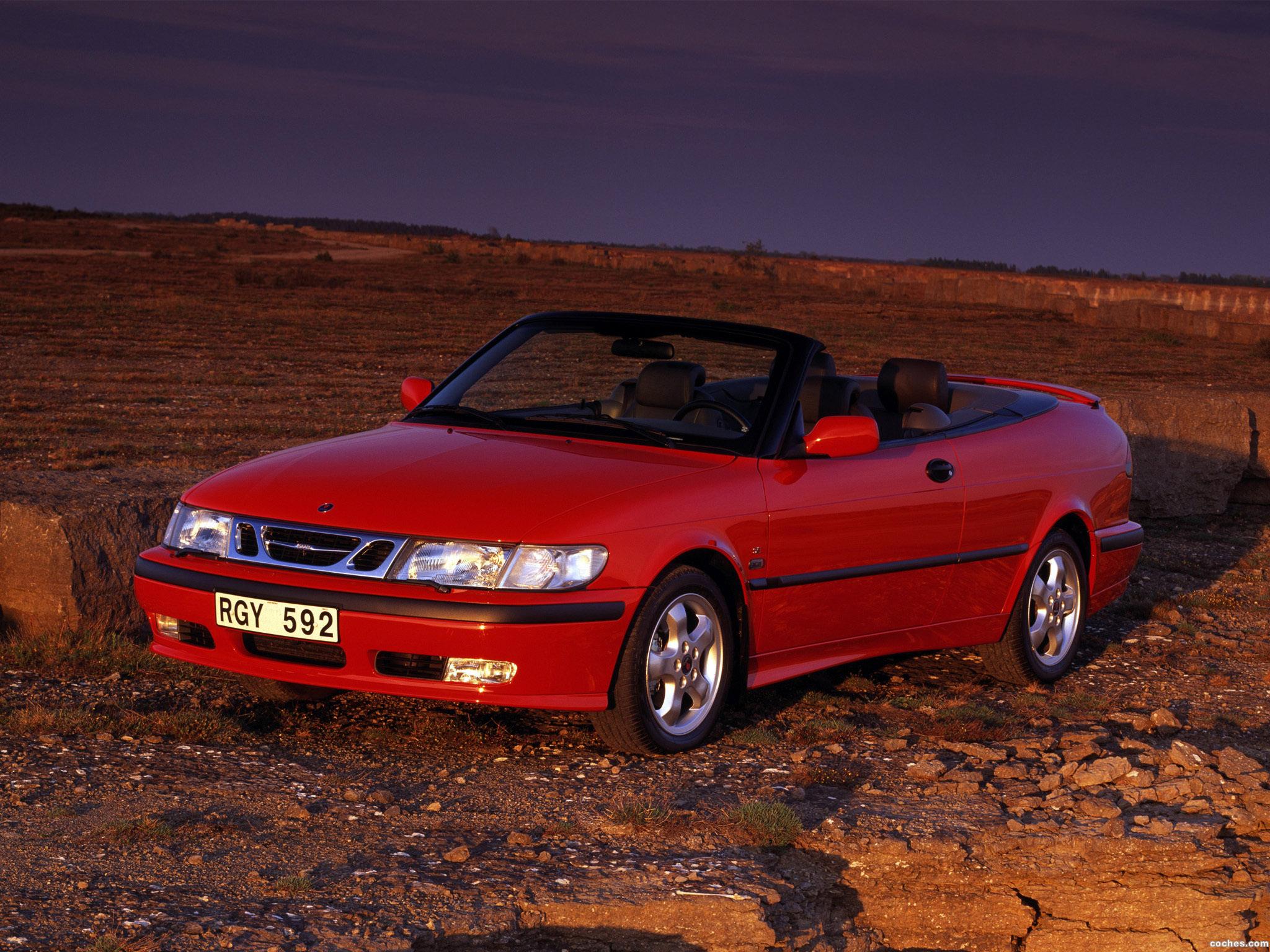 Foto 0 de Saab 9-3 Convertible 1998