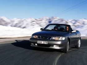 Ver foto 5 de Saab 9-3 Convertible Aero 1999